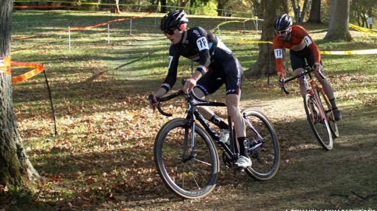 Dodge and Timmerman were pushing the pace day one and two of HPCX. © Andrew Reimann