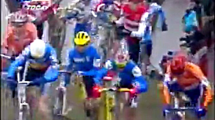 1996 cyclocross world championships, adri van der poel