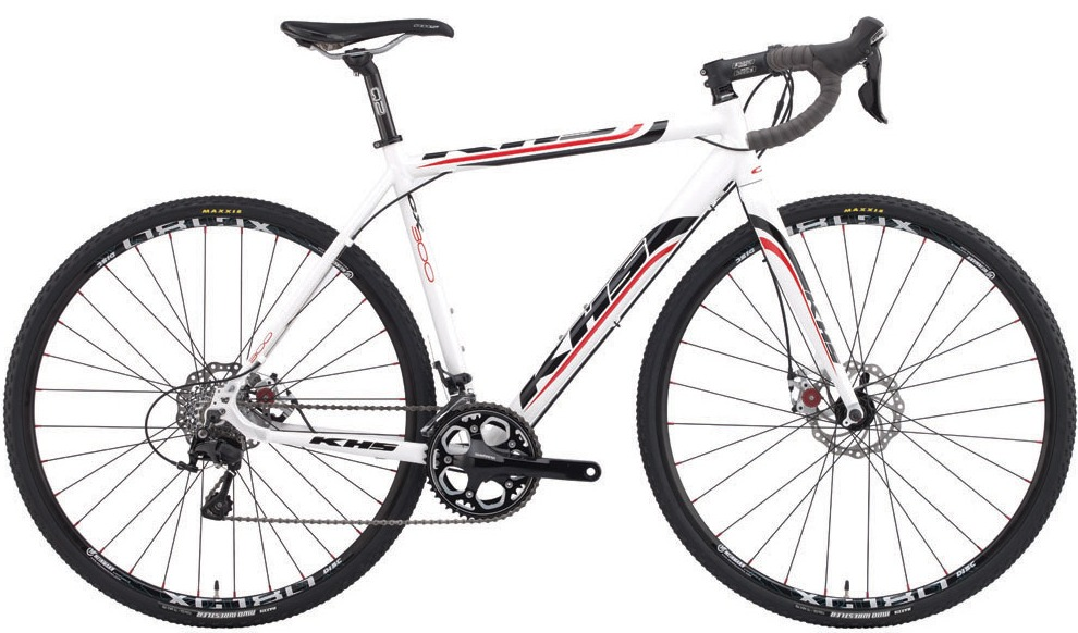 Win a KHS CX300 cyclocross bike!