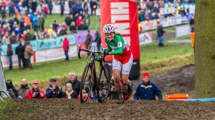 Cyclo-cross World Cup Hoogerheide, The Netherlands, 25 January 2015, Photo by Thomas van Bracht / PelotonPhotos.com
