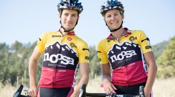 Allen Krughoff and Meredith Miller's Cyclocross Team has re-signed Noosa Yoghurt for the 2015 cyclocross seaosn.