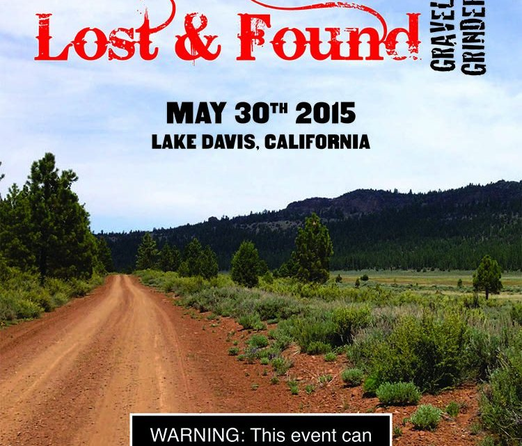 The 2015 Lost and Found gravel ride - May 2015