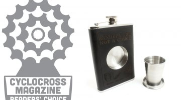 Vote in 2015 Cyclocross Magazine's Readers' Choice Awards, Win a CXM Handup Flask