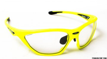 Rudy Project Firebolt photochromic sunglasses. © Cyclocross Magazine