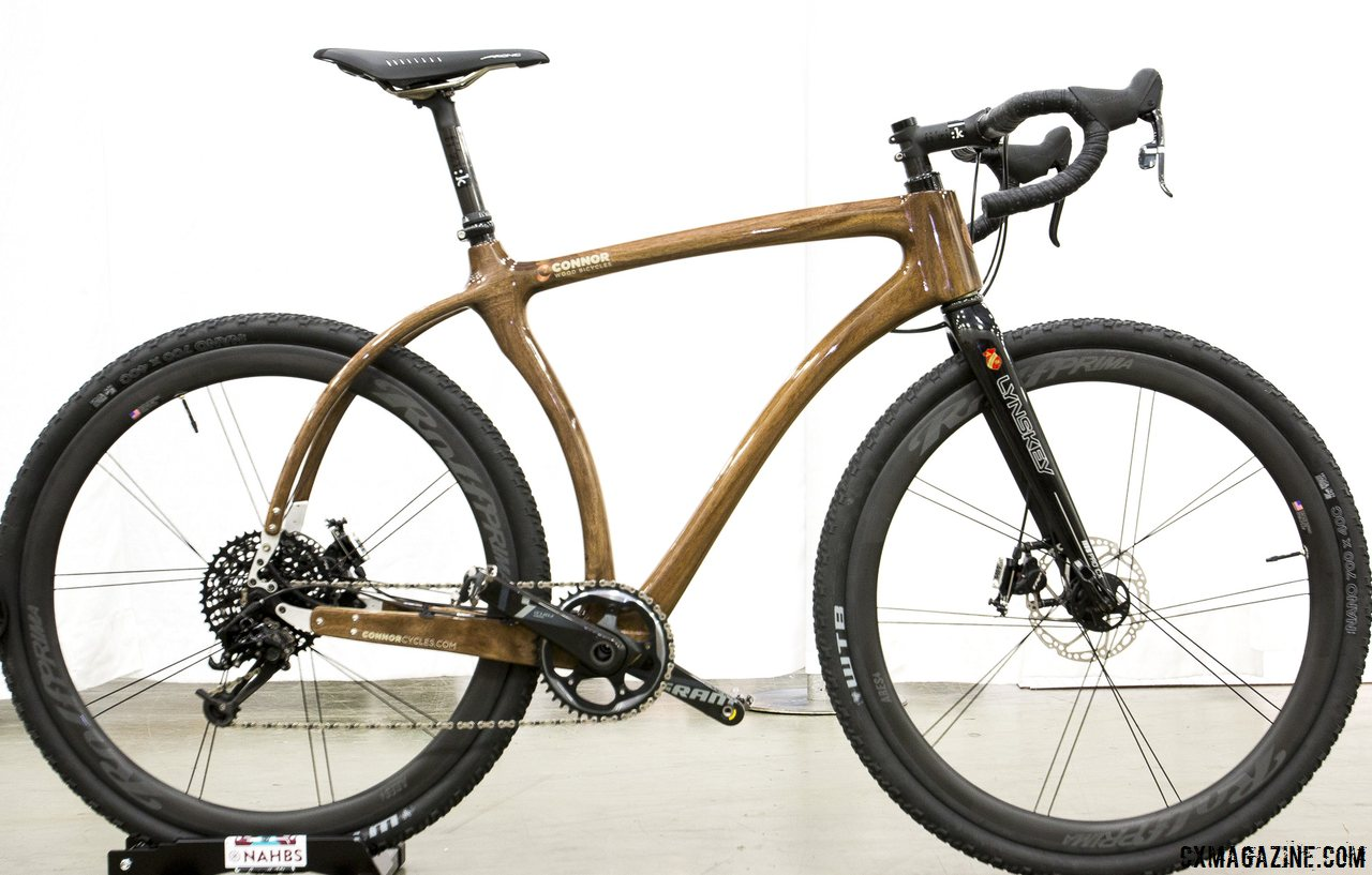 2015 Trek Bikes Made In Usa connor wood bicycles nahbs