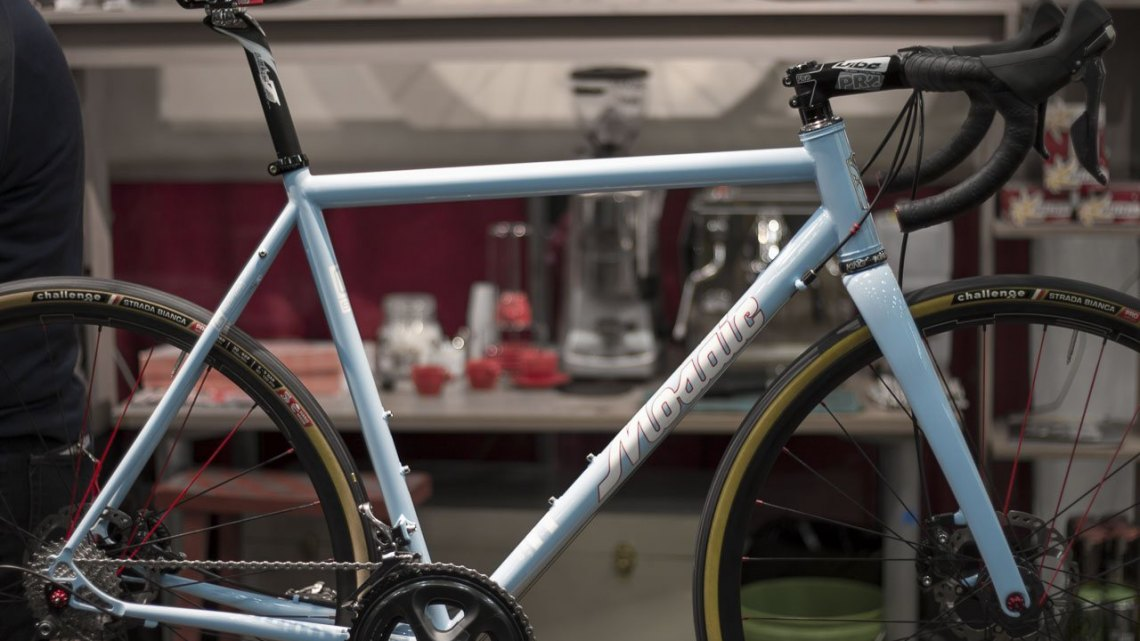Mosaic Cycles, NAHBS 2015 © Cyclocross Magazine
