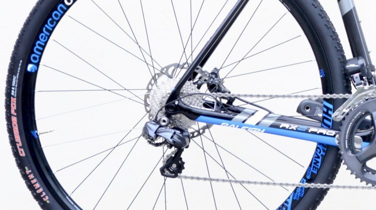 The American Classic Hurricane took home the Editors' Award for Best Affordable Tubless Wheelset. © Cyclocross Magazine