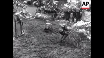 Video: 1965 Belgian Cyclocross National Championships