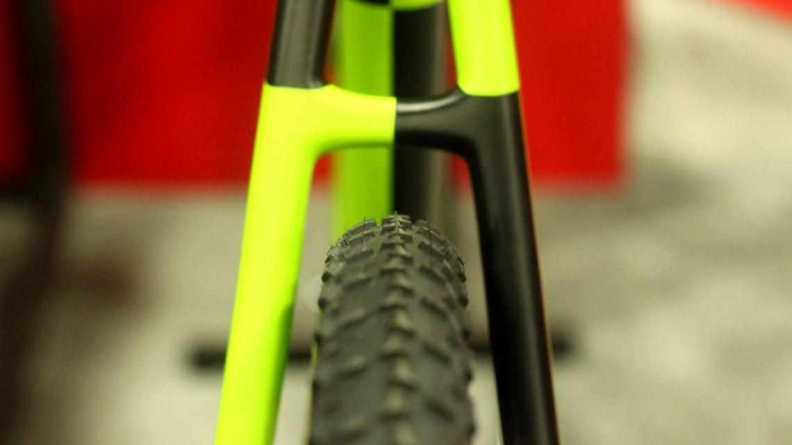 Norco Cyclcoross Bikes at Interbike 2015 © Andrew Reimann / Cyclocross Magazine