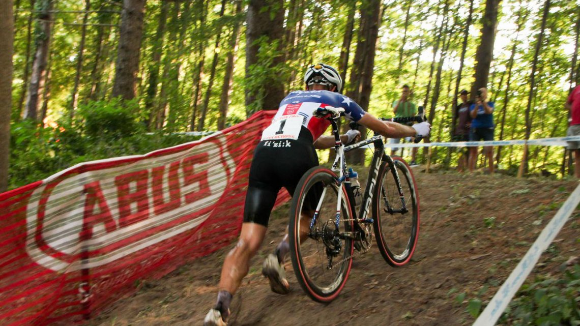 Ellison Park, Day 1. © Andrew Reimann / Cyclocross Magazine