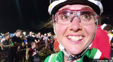 Eva Lechner video interview - 2015 CrossVegas Cyclocross World Cup © Cyclocross Magazine
