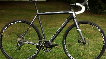 Cannondale SuperX Ultegra Cyclocross Bike. © Andrew Reimann / Cyclocross Magazine