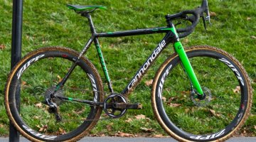 Cooper Willsey's Cannondale Super-X. 2016 Cyclocross National Championships. © R. Riott / Cyclocross Magazine