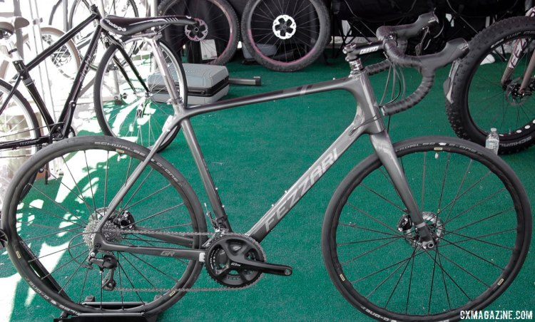 Fezzari Goes Long With New Shafer Gravel Bike Cyclocross