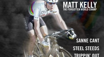 Matt Kelly - 1999 Cyclocross Junior World Champion - Issue 31 Feature Story