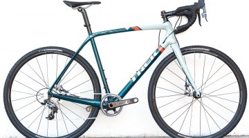 Trek Boone 7 Disc cyclocross bike. © Cyclocross Magazine