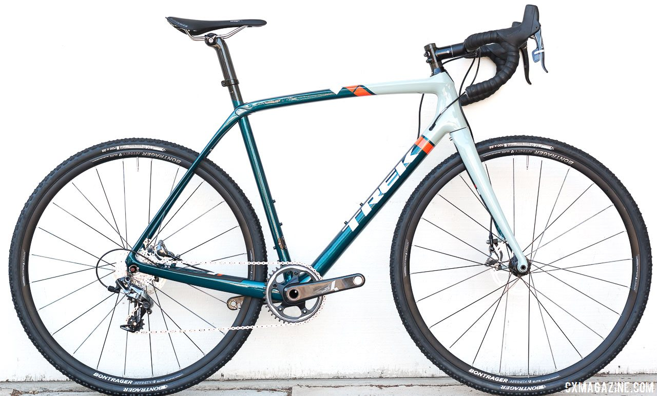 Thumbnail Credit (cxmagazine.com): Trek Boone 7 Disc cyclocross bike. � Cyclocross Magazine