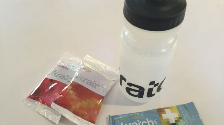 In Review: Skratch Labs Fruit Drops and Rescue Hydration Mix. ©️ Daniel Curtin / Cyclocross Magazine