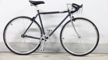 Coming soon: The Detroit Bikes' cx tire-equipped C-Type singlespeed. photo: courtesy