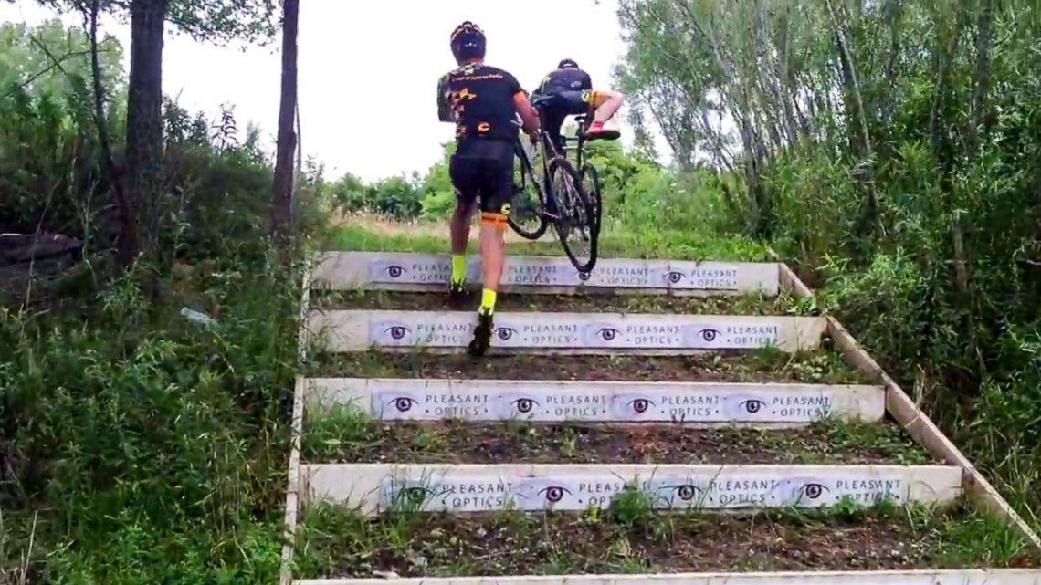 2016 Snap Fitness Alma GP of Cyclocross Course Preview.