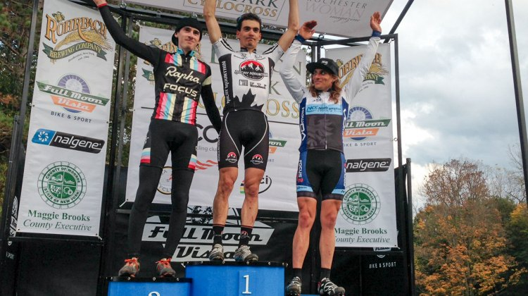 Rochester Cyclocross may have changed venues, but top-level racing will be returning.