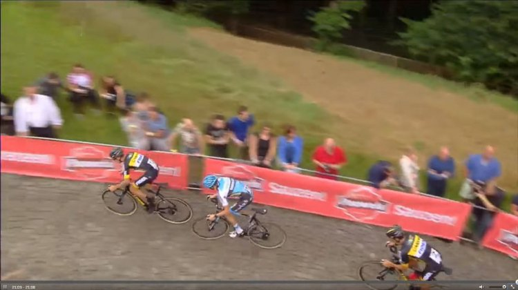 2016 Brico Cross Geraardsbergen Video & Results