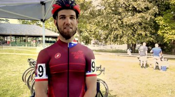 Tobin Ortenblad - 2016 Rochester Cyclocross Day 1 - 4th Place