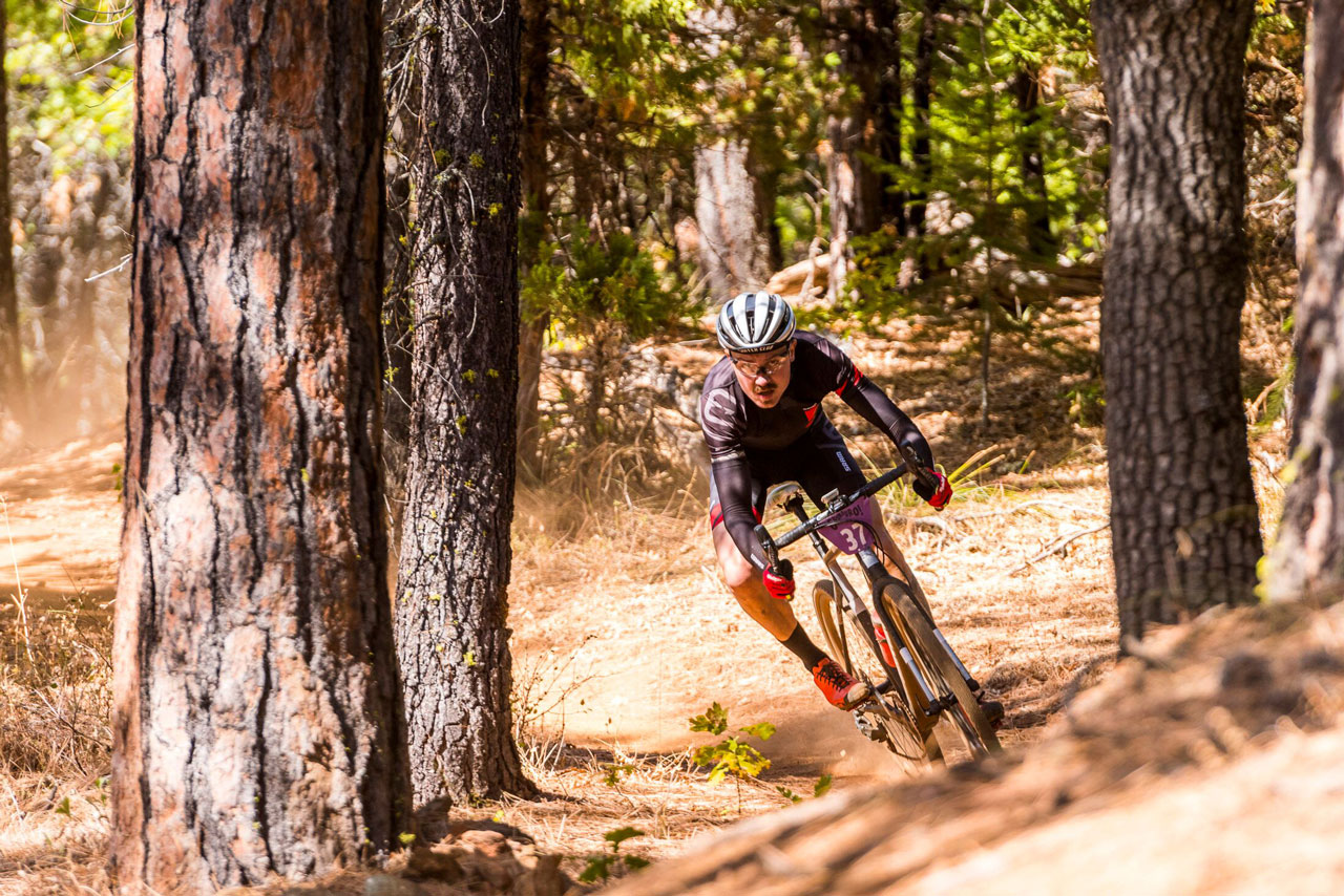 Thumbnail Credit (cxmagazine.com) Colin Meagher Photography: Duncan Riffle rips through the trees on his Santa Cruz Stigmata. � Colin Meagher Photography
