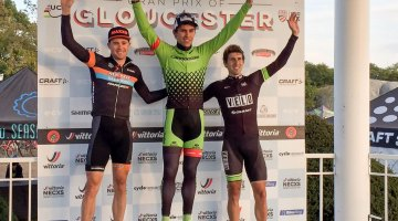 Curtis White took the 2016 GP of Gloucester Day 1 victory ahead of Danny Summerhill and Jeremy Durrin