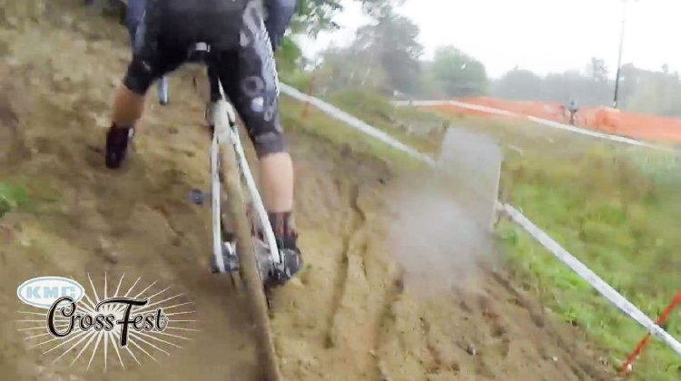 2016 KMC Cross Fest course preview video