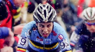 Sanne Cant in a new cyclocross video