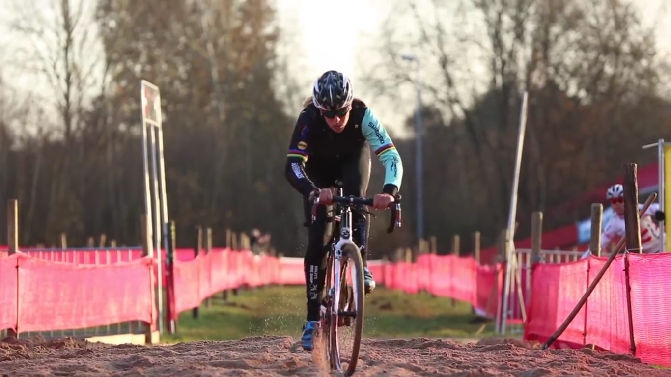 2016 zeven germany uci cyclocross world cup course preview amp video