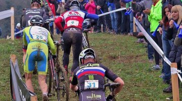 2016 Slovenia Cyclocross National Championship. © mtb.si