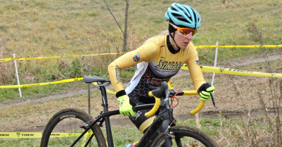 2016 WisCXonsin Race Report - Wisconsin State Championship - Abby Strigel. © Zach Schuster / Cyclocross Magazine