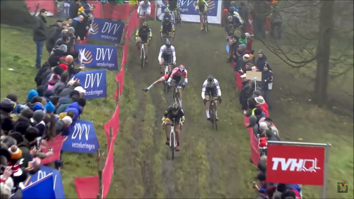 2016 Namur UCI Cyclocross World Cup - Elite Men