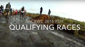 Lee Slone's attempt to qualify for SSCXWC2016