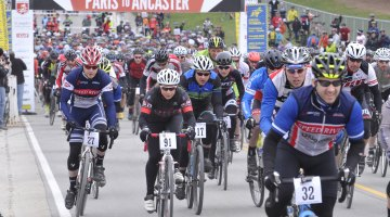 24th Annual Paris to Ancaster Bike Race (P2A) - Sunday, April 30, 2017 Hamilton, Ontario, Canada.