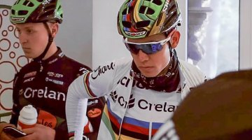 Sniper Cycling video with Wout van Aert