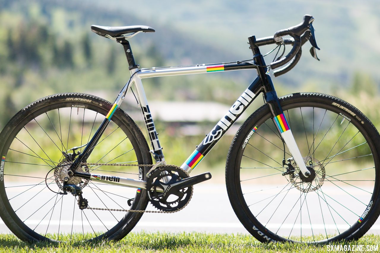 A Fresh Look at the Cinelli Zydeco Cyclocross/Gravel Bike