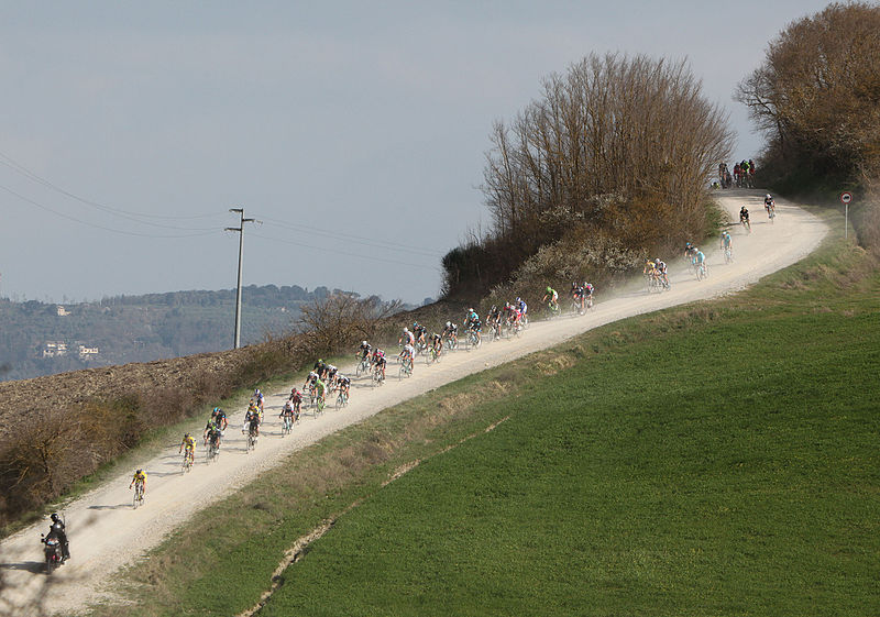 Cycling season in disarray as Strade Bianche races canceled