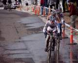 Luke Keough leading Summerhill and Noble. ? Janet Hill