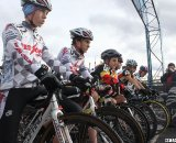 Junior Men 12-14 Ready for Battle © Cyclocross Magazine