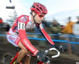 Jesse Anthony, a Massachusetts native, finished 10th at the 2010 USA Cycling Cyclocross National Championships. © Cyclocross Magazine