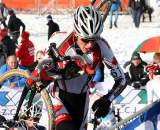 Kris Dahl was the top Canadian junior in Tabor. ? Bart Hazen