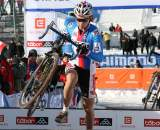 Czech rider Michale Boros competes on home soil. ? Bart Hazen
