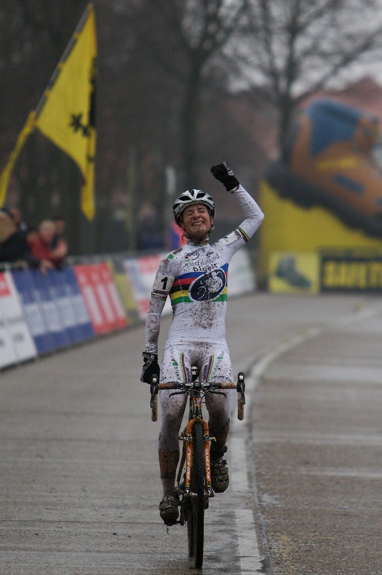 Marianne Vos, Hoogerheide Cyclocross World Cup