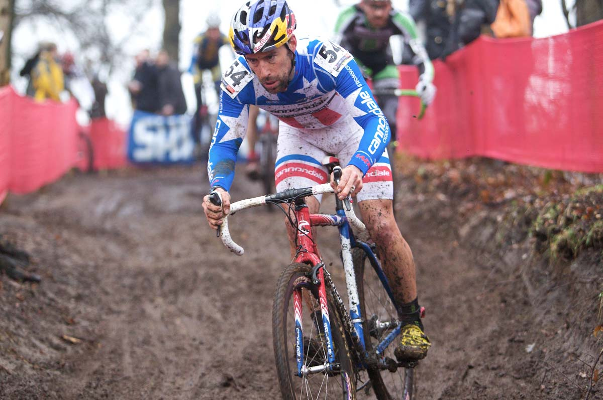 Tim Johnson, Hoogerheide Cyclocross World Cup