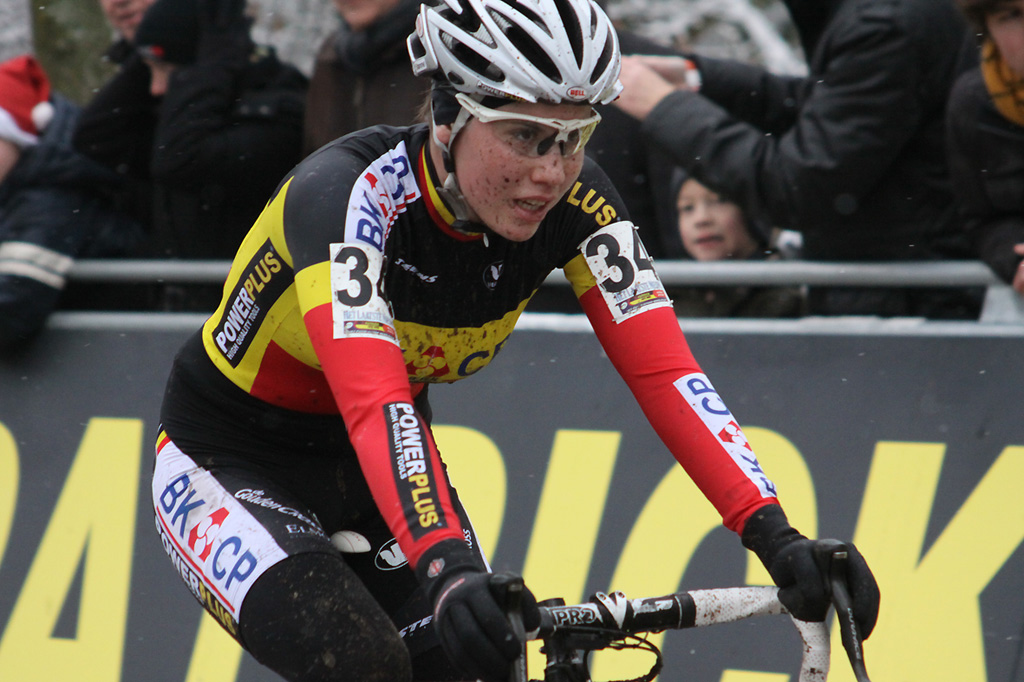 Sanne Cant (5th) ©Bart Hazen