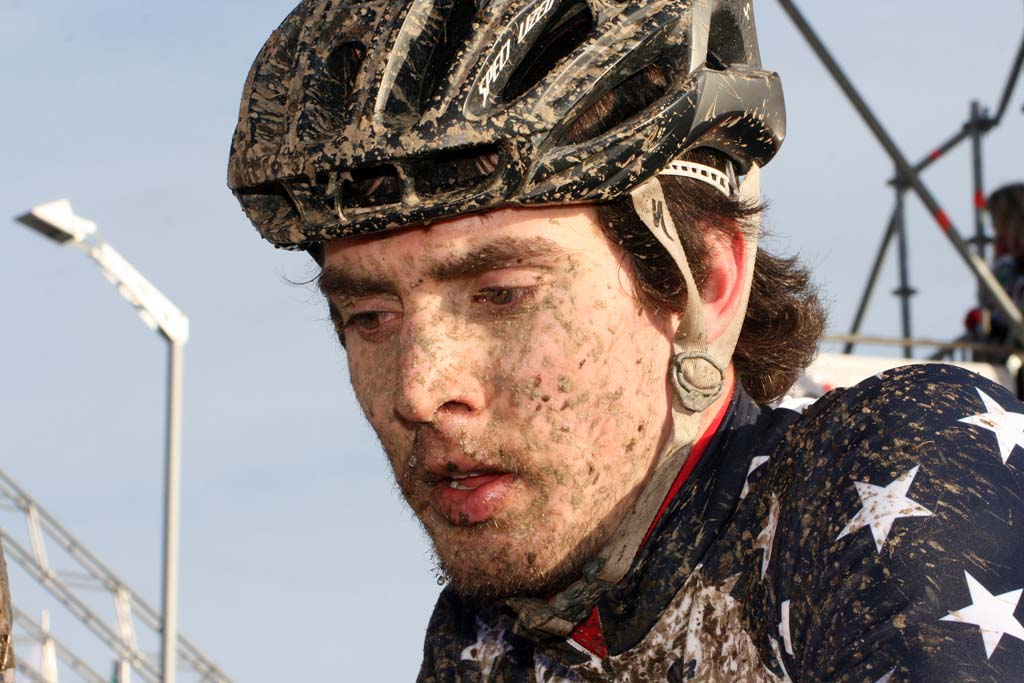 Jerome Townsend wraps up his successful \'cross season with a 38th at Worlds ? Bart Hazen