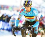 Bart wellens had a good showing to justify his controversial team selection. ? Joe Sales